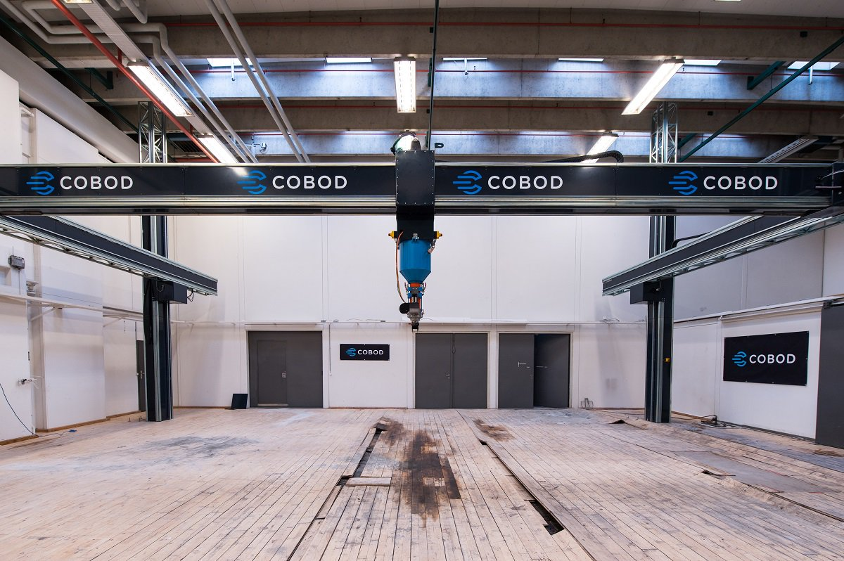 Largest 3D Construction Printer in World Headed to Saudi Arabia
